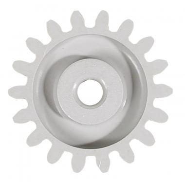 Rueda dentada perf.3 mm,20 mm, 18 dientes, 10 ud